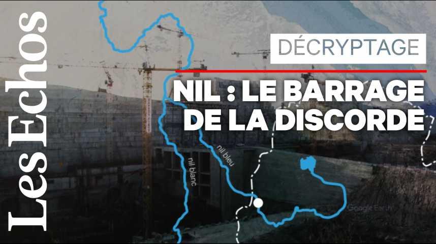 Illustration pour la vidéo Egypte-Ethiopie : la guerre du Nil aura-t-elle lieu ?