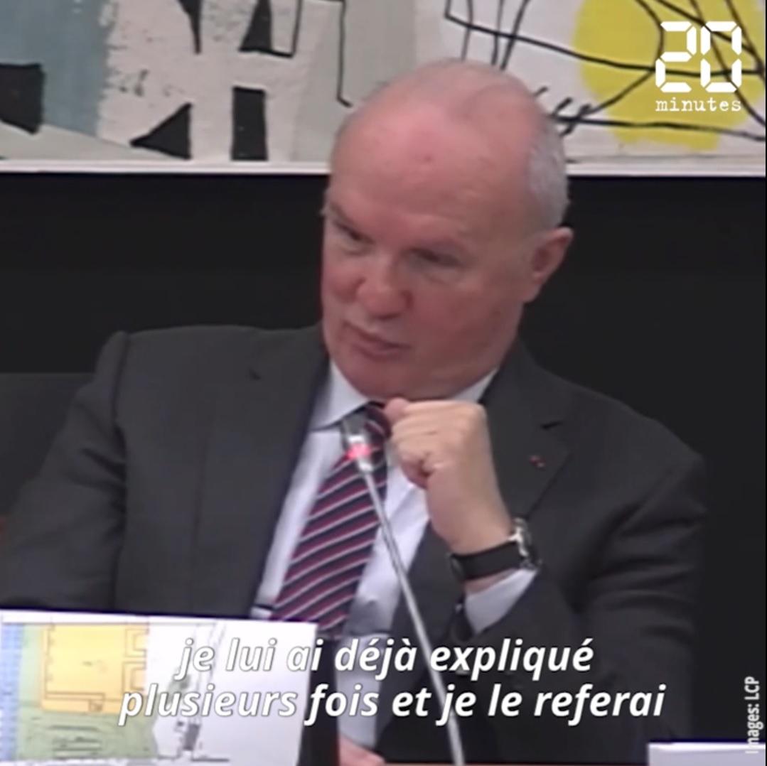 Flèche de Notre-Dame: «Qu'il ferme sa gueule», le représentant de Macron insulte l'architecte en chef