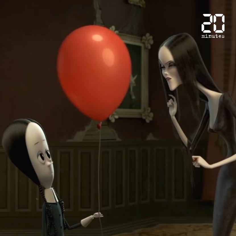 VIDEO. « La Famille Addams » descend d'une longue lignée gothique et excentrique