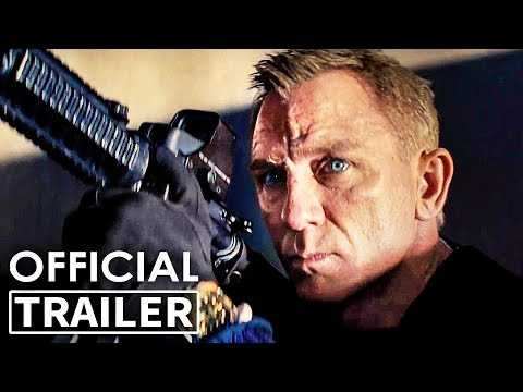JAMES BOND 007 NO TIME TO DIE Trailer (2020) Daniel Craig, Ana De Armas