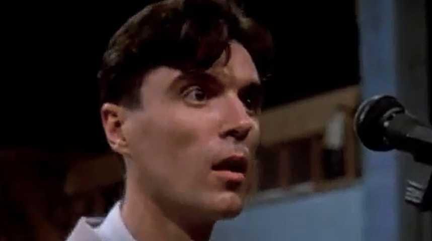 Stop Making Sense - Bande annonce 1 - VO - (1984)