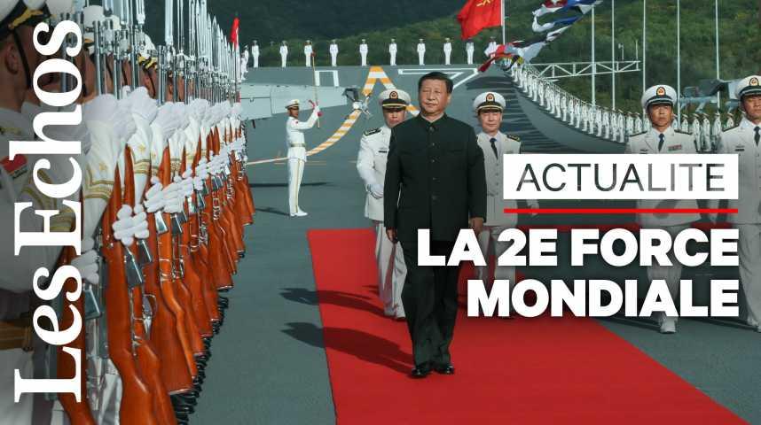 Illustration pour la vidéo La Chine monte en puissance avec un second porte-avions