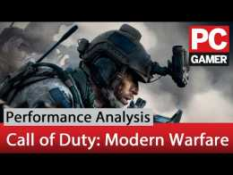 Call of Duty: Modern Warfare PC benchmarks and settings