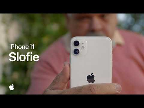 Slofie to the beat with iPhone 11 — Apple