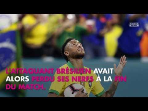 VIDEO: Neymar violent avec un supporteur : La plainte a été classée sans suite