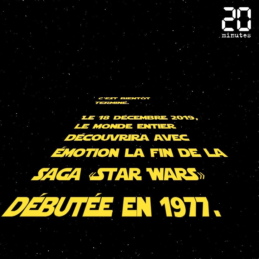 VIDEO. «Star Wars»: On vous résume toute la saga en... 30 secondes !