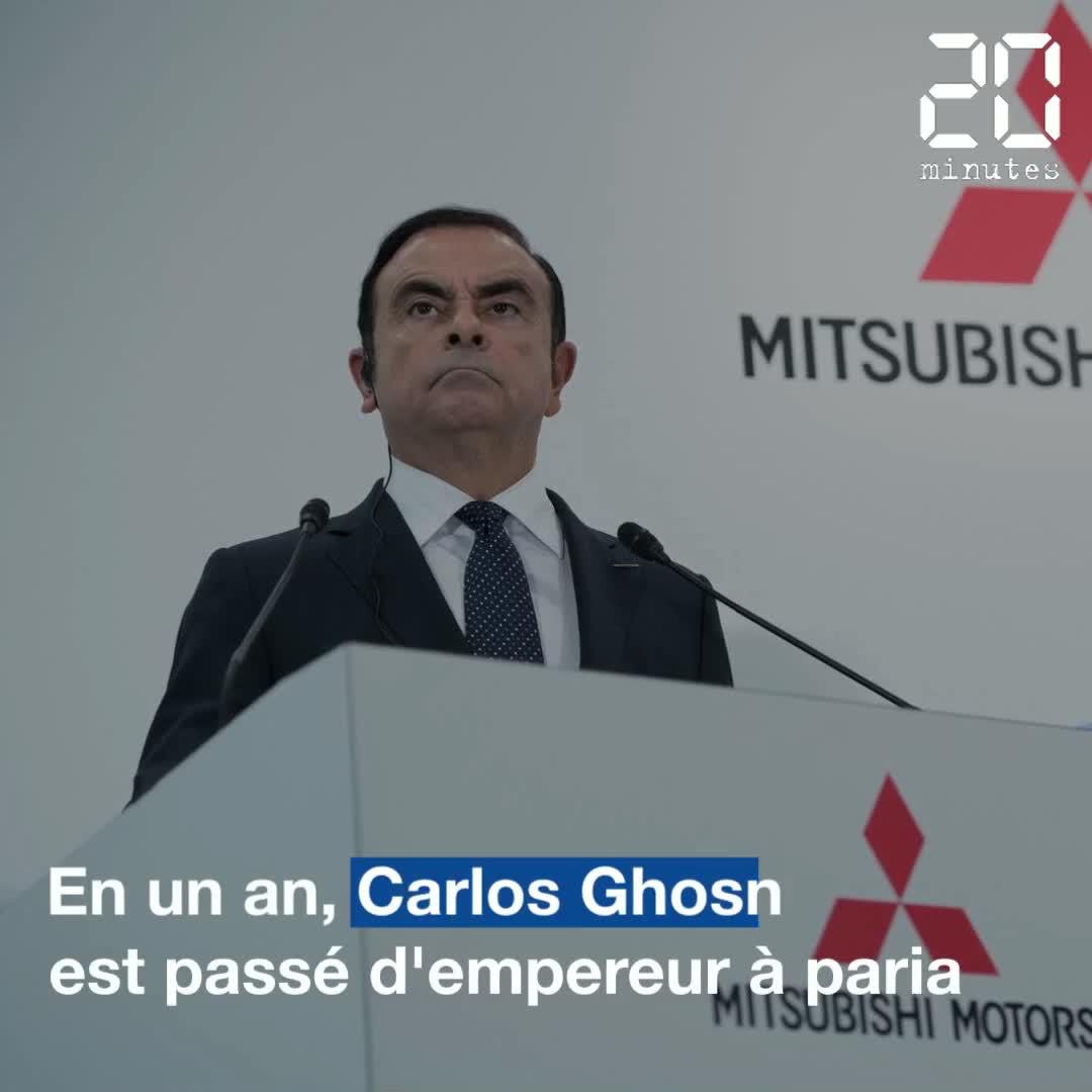 Les dates clés de l'affaire Carlos Ghosn, un an après