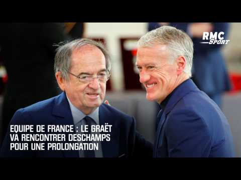 VIDEO: Equipe de France : Le Graët va rencontrer Deschamps pour une prolongation