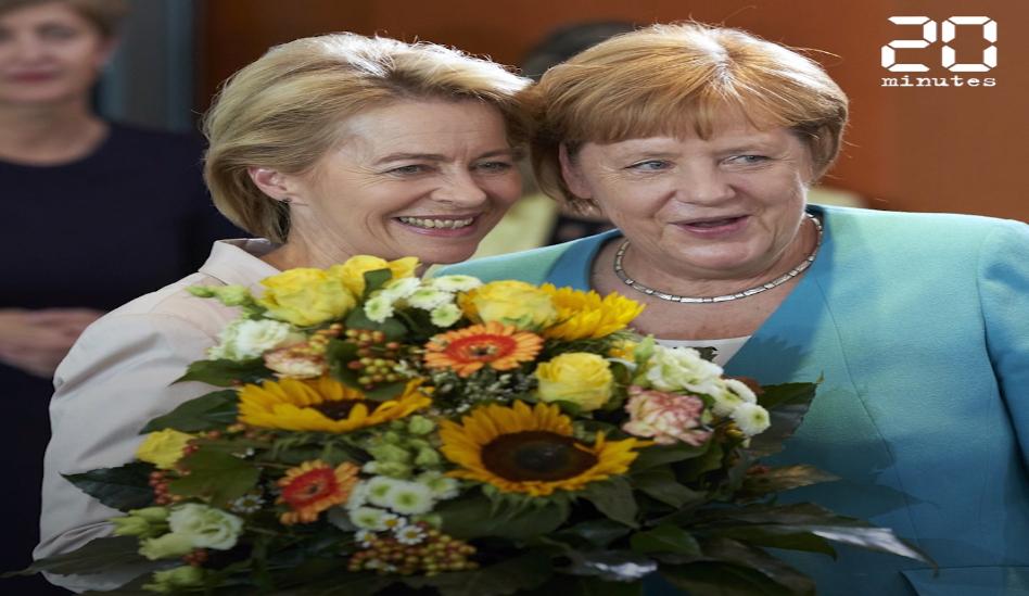 Commission européenne : qui est Ursula von der Leyen ?