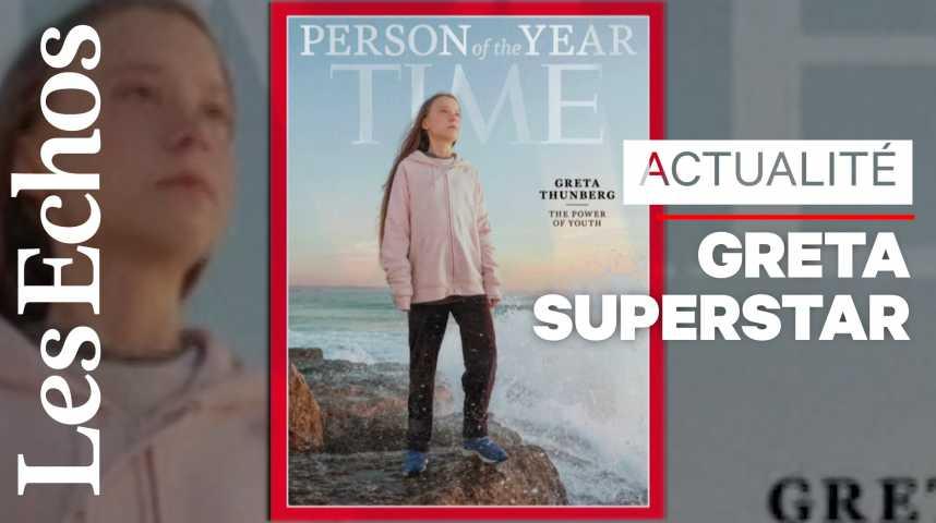 Illustration pour la vidéo 2019, l'année Greta Thunberg