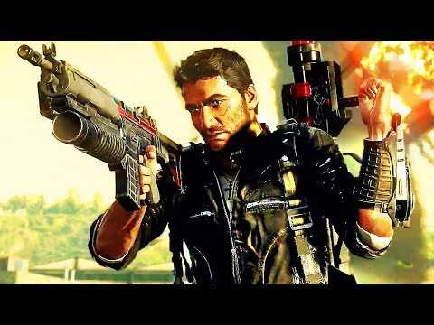 JUST CAUSE 4 COMPLETE EDITION Trailer (2019) PS4 / Xbox One / PC