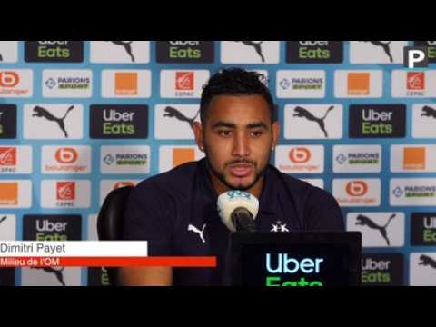 "VIDEO: OM : ""On a un coach qui n'essaye pas de faire de la langue de bois"", quand Payet compare Villas-Boas et Garcia"