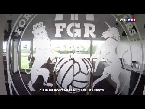 VIDEO: Forest Green Rovers, le club de foot le plus écologique de la planète