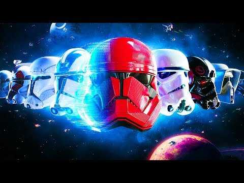 "STAR WARS BATTLEFRONT 2 ""Sith Trooper, Ajan Kloss, BB-8"" Trailer (2019) PS4 / Xbox One / PC"