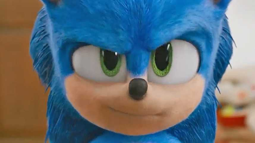 Sonic le film - Bande annonce 3 - VF - (2020)