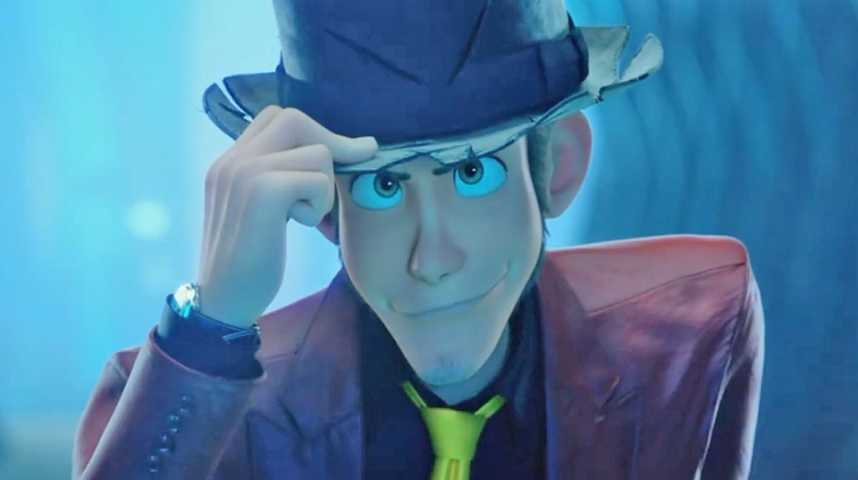 Lupin III: The First - Bande annonce 1 - VO - (2019)