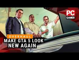 This mod makes GTA 5 look like a modern PC game