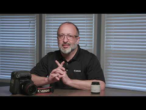 Canon Tech Tips: EOS-1D X Mark III Features