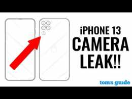 IPhone 13 cameras just LEAKED!!