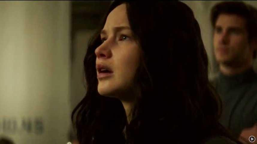 Hunger Games - La Révolte : Partie 1 - Extrait 5 - VF - (2014)