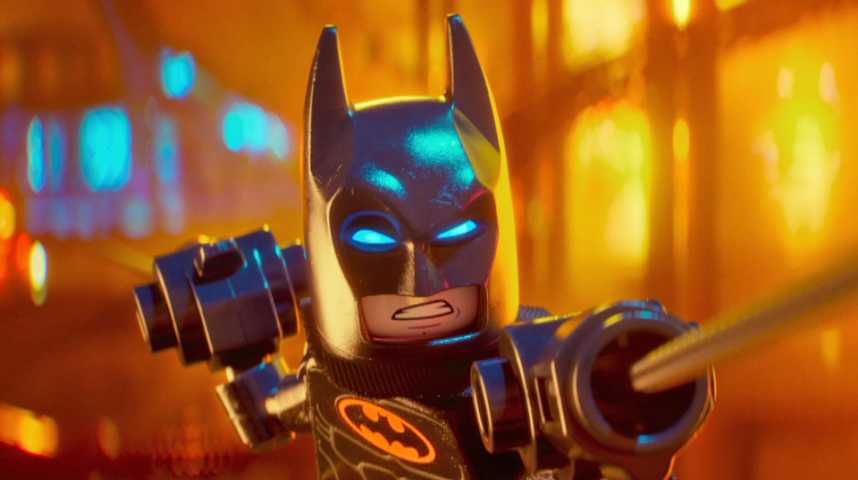 Lego Batman, Le Film - Extrait 27 - VF - (2017)