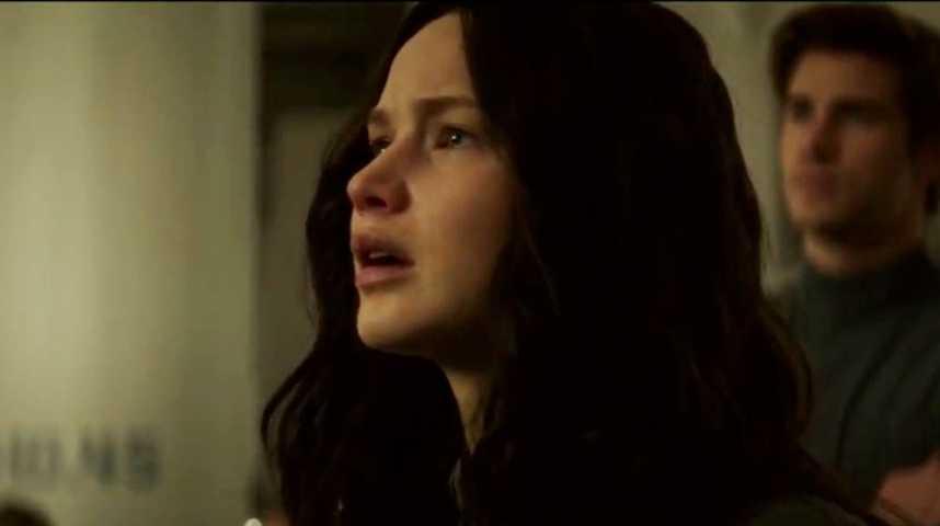 Hunger Games - La Révolte : Partie 1 - Extrait 4 - VO - (2014)