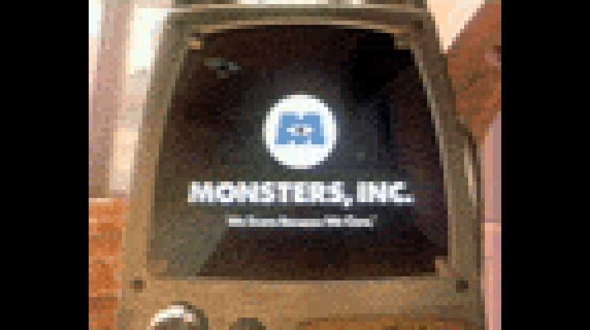 Monstres & Cie - Extrait 7 - VF - (2001)