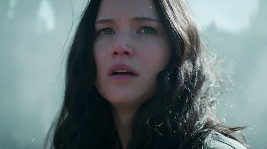 Hunger Games - La Révolte : Partie 1 - Extrait 1 - VO - (2014)