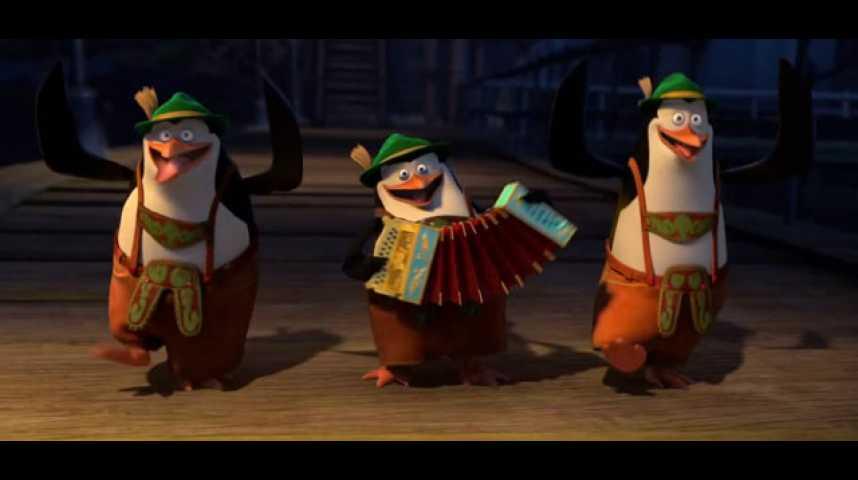 Les Pingouins de Madagascar - Extrait 14 - VF - (2014)