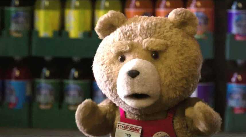 Ted 2 - Extrait 4 - VO - (2015)