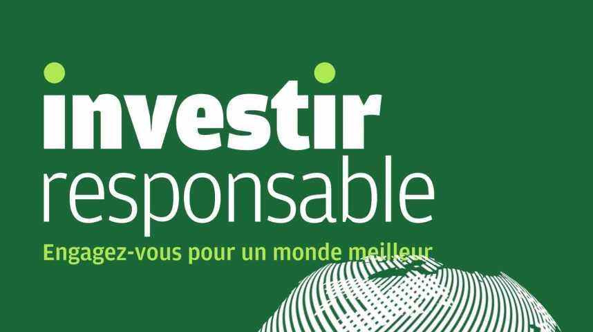 Illustration pour la vidéo Investir Responsable : Les entreprises les mieux notées sur le volet social