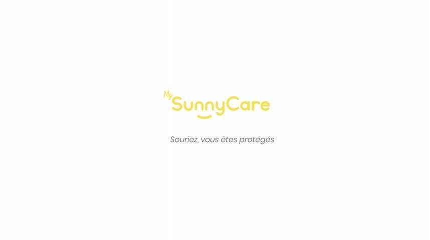 Illustration pour la vidéo SunnyCare : une crème solaire personnalisée et responsable