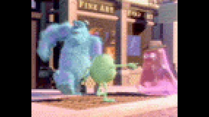 Monstres & Cie - Extrait 10 - VF - (2001)