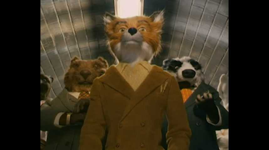 Fantastic Mr. Fox - Extrait 5 - VF - (2009)