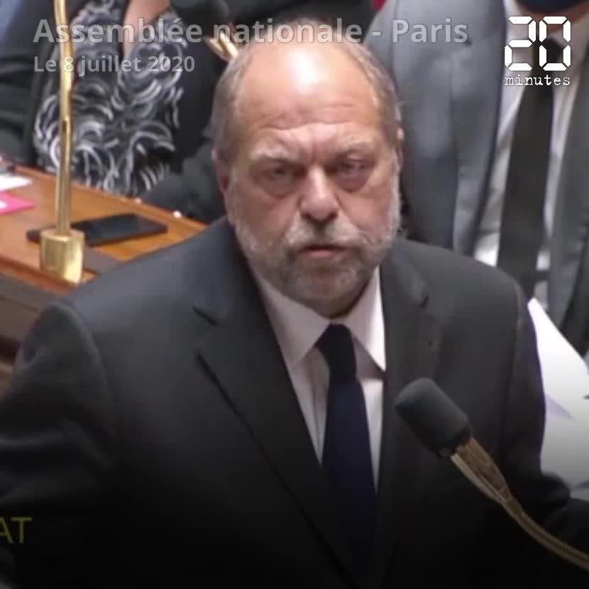 Gouvernement Castex : Dupond-Moretti fait le show à l'Assemblée
