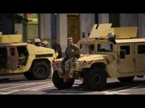 National Guard deployed in Atlanta after July 4 riots