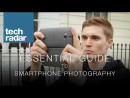 Smartphone photography tips: TechRadar