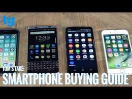 Tom's Take: Guía de compra de teléfonos inteligentes