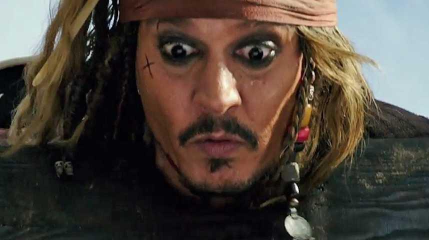 Pirates des Caraïbes : la Vengeance de Salazar - Extrait 23 - VO - (2017)