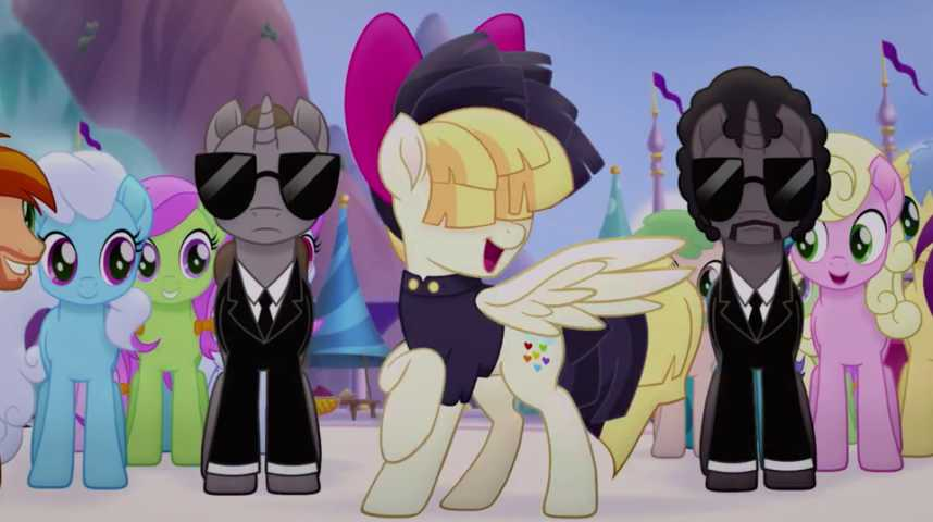 My Little Pony : le film - Extrait 5 - VF - (2017)