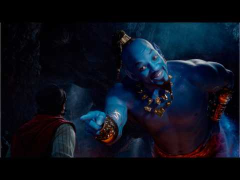 Will Smith's Aladdin Sails At The Box Office