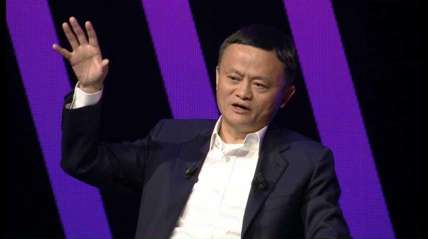 """Illustration pour la vidéo Les leçons de business de Jack Ma : """"On ne réussit pas tant qu'on n'a pas commis 10.000 erreurs"""""""