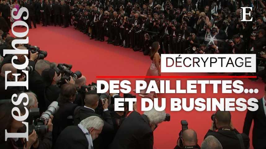 Illustration pour la vidéo À quoi sert le Festival de Cannes ?