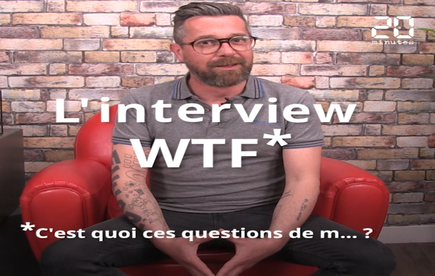 L'interview WTF de Paul Léger, le chanteur des Fatal Picards