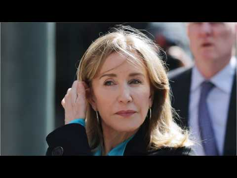 Actress Felicity Huffman Has Arrived In