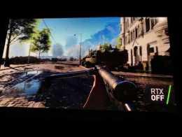 Battlefield V running on Nvidia RTX (part 2 of 2)