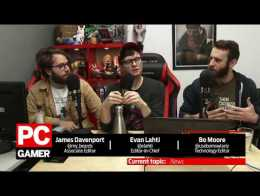 The PC Gamer Show - War of the Chosen, PewDiePie, Destiny 2, and more