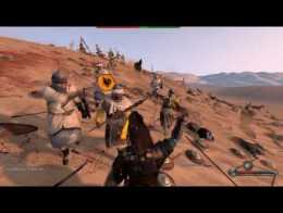 Mount and Blade 2: Bannerlord gameplay - PC Gaming Show 2017