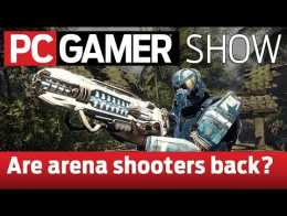 PC Gamer Show: Apakah penembak arena akan kembali?