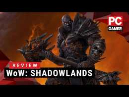 World of Warcraft: Shadowlands |  Ulasan PC Gamer